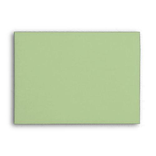Sage Green Envelope