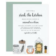 Spice Rack | Kitchen Bridal Shower