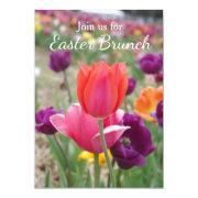 Spring Tulips Easter Brunch