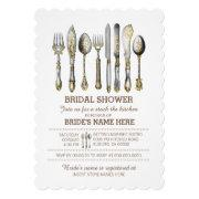 Stock The Kitchen | Bridal Shower