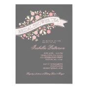Sweet Flowers Bridal Shower Tea Party