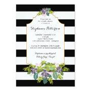 Sweet Succulent Floral Garden Bridal Shower