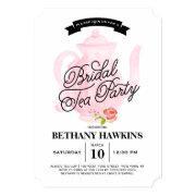 Tea Party | Bridal Shower