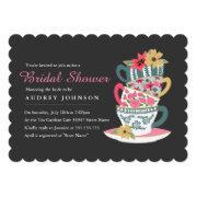 Tea Time Bridal Shower