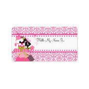 The Impossible Wedding Stack Lace Name Tags