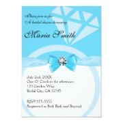 Tiffany Blue Wedding Bridal Shower