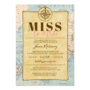Traveling From Miss To Mrs! - Bridal Shower