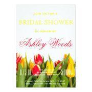 Tulip Bridal Shower