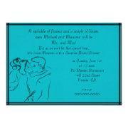 Turquoise Bridal Shower