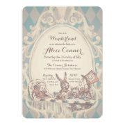 Vintage Alice In Wonderland Shower