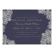 Vintage Lace Bridal Shower