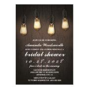 Vintage Lights Chic Bridal Shower