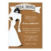 White Gown Fashionista Bridal Shower