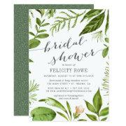 Wild Meadow | Botanical Bridal Shower