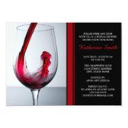 Wine Glass Bridal Shower  - Custom